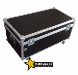 Hard Case Par64 Led- BRAVO